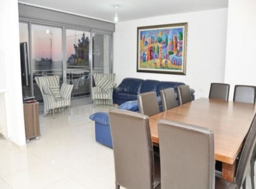 Trumpeldor Dining Room Living Room