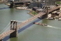 Russian Tourist Charged in Brooklyn Bridge Climb