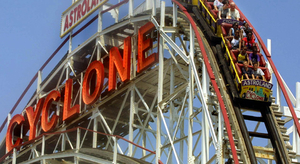 Coney Island Amusement Park Opens for Season