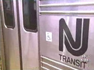 NJ Transit Train Stuck In Tunnel [9:48AM]