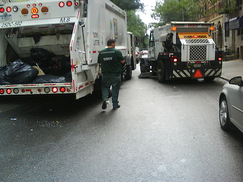 Flatbush: Extra Garbage Pickups Before Pesach Arranged By Community Board 14