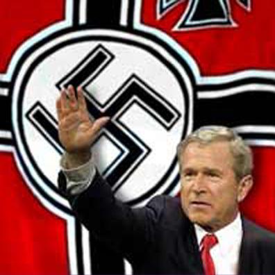 bush a nazi?                     ENTIRE FAMILY IS!