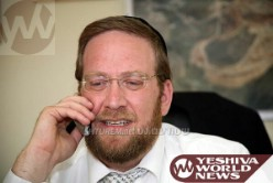 Jerusalem Councilman Pindrus Trying to Cancel a Paid Planned Festival in Sacher Park on Pesach