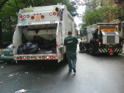 Extra Trash Collection, Dumpsters & Chametz Burning Sites in Boro Park & Midwood