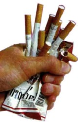 Even 'light smoking' affects young adults' arteries