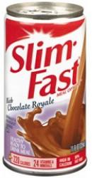 Slim Fast Recall 2012