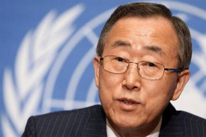 UN Chief Condemns Attack On UN School In Gaza - IDF Says Hamas Rocket May Have Hit The UNRWA School