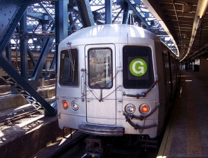 NYC: G Train Service Restored After Sandy Repairs