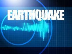Earthquake in DC 2011