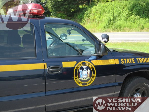 NY State Police, Local Cops Get New Bulletproof Vests