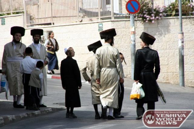 Israel: Bus Driver Refers To Chareidi Family as 'Animals'