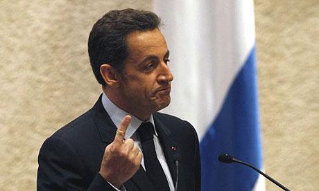 Sarkozy to Run for French Presidency Next Year