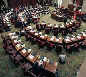 NY Senate Backs Term Limits For Legislative Leadership Posts