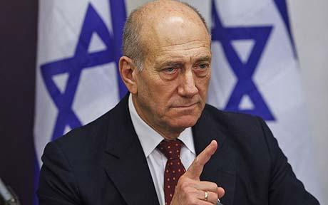 Sentencing Hearing for Former PM Olmert on Wednesday