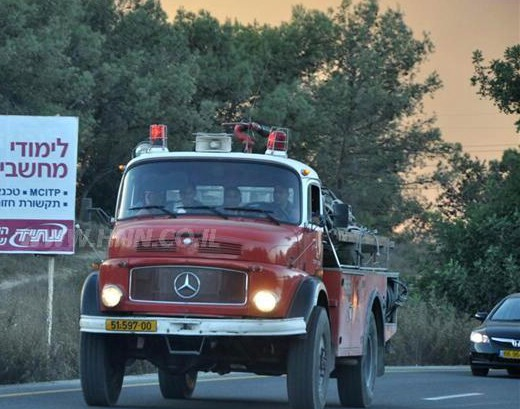 Israel: Minister Cancels Payment for Fire And Rescue Service Response