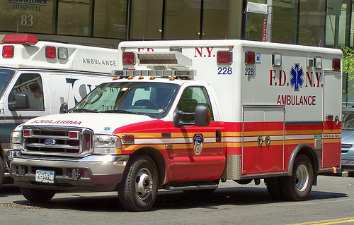 Police: FDNY Ambulance Strikes, Kills 81-Year-Old Man