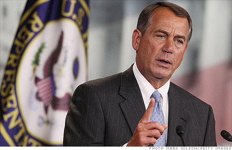 Conservative Move Against Boehner A Sign Of Discontent