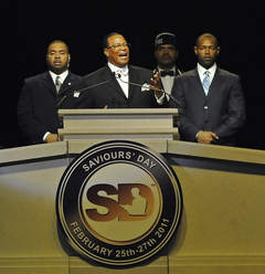 Farrakhan Continues Anti-Semitic Campaign At Annual ...