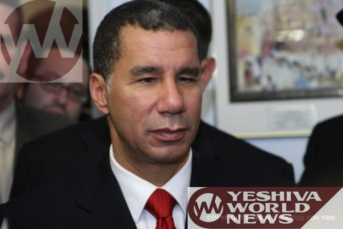 Ex-Gov. Paterson To Step Down As Chairman Of NY Democrats