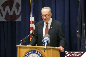 Schumer Op-Ed: No Moral Equivalency Between Israel & Hamas