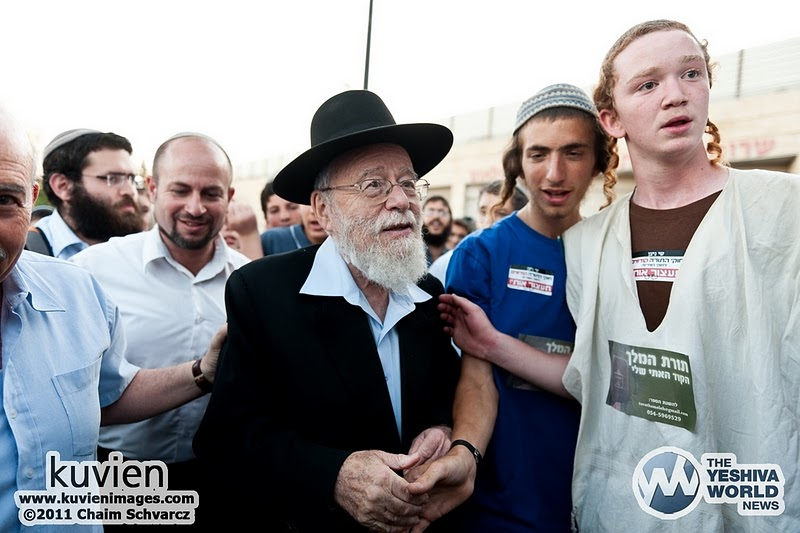 Rav Lior to Leave Tekuma Party