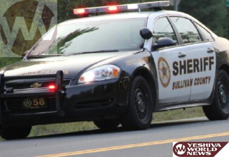 Sullivan County Sheriff's Office Investigating Larcenies from Vehicles