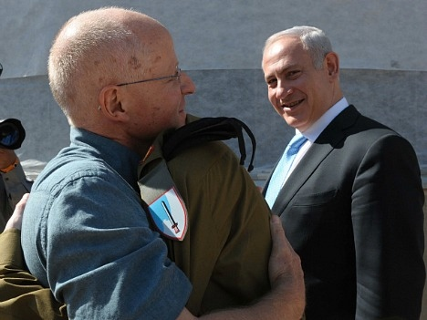 Terrorists Released in Shalit Deal Heading Back to Prison