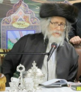 Rav Berland Calls on Chilonim to Vote Gimmel