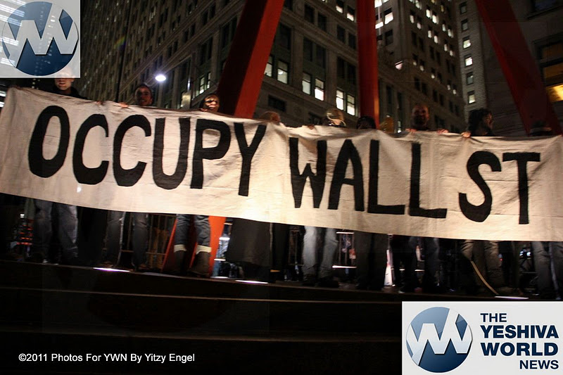 $333K in Settlements for 6 Pepper-Sprayed Occupy Protesters