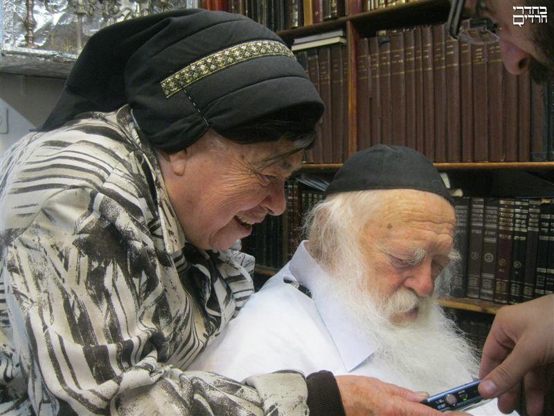Rav Kanievsky On Rebitzen Batsheva A Quot H Yeshiva World News
