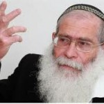 Rav Levanon Shlita: Stop Fund's Takeover of Education System