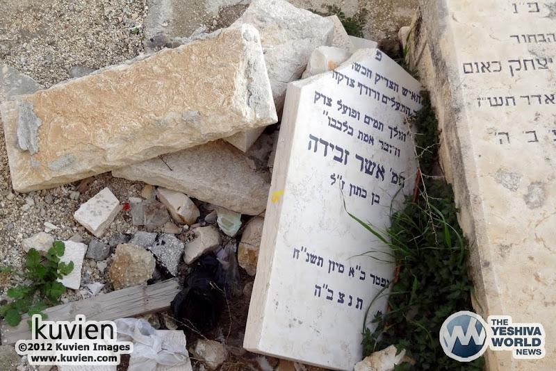 MK Eichler: The Danger to Har HaZeisim is Worse Now than During the British Mandate