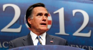 Poll: Romney Holds A Slight Lead In Illinois