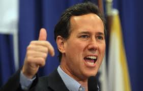 Rick Santorum Kicks Off a Solidarity Mission to Israel