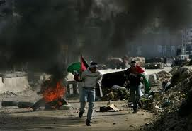 Stormy Israeli Arab Protests on Motzei Shabbos