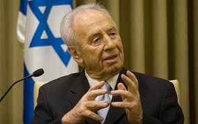 President Peres Met with UN Secretary General Ban Ki-moon