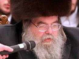 Belzer Rebbe Shlita Recited Slichos Following Hallel
