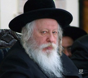 Advanced Registration Required to See Gerrer Rebbe During Tishrei