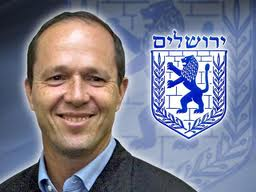 Degel MKs Meet with Mayor Nir Barkat