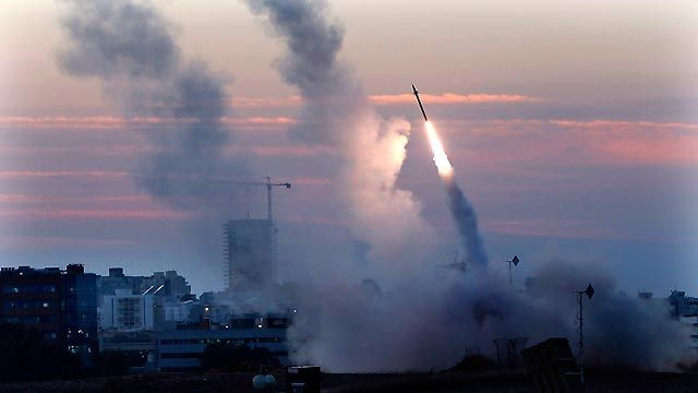 ROCKET ATTACKS FROM GAZA CONTINUE  [UPDATED 6:58 PM IL]