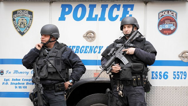 New Counterterror Team, New Community Strategy At NYPD