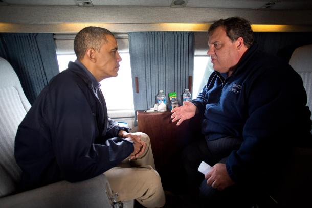 New Jersey's Chris Christie: Obama 'Naive' on IS Threat