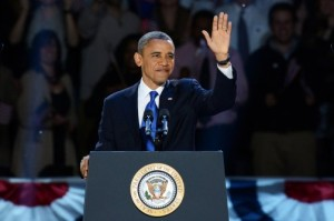 Global Candidate: Obama Was World's Clear Choice