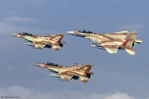 IAF Fighter Jets Scrambled to Golan Border Friday AM | Yeshiva World