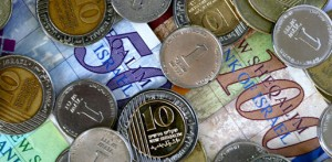 Shekel - Dollar at a 30 Month Low