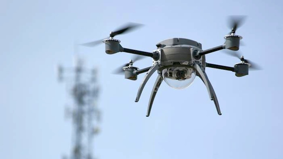 Drinking and flying a drone could soon be illegal in New Jersey