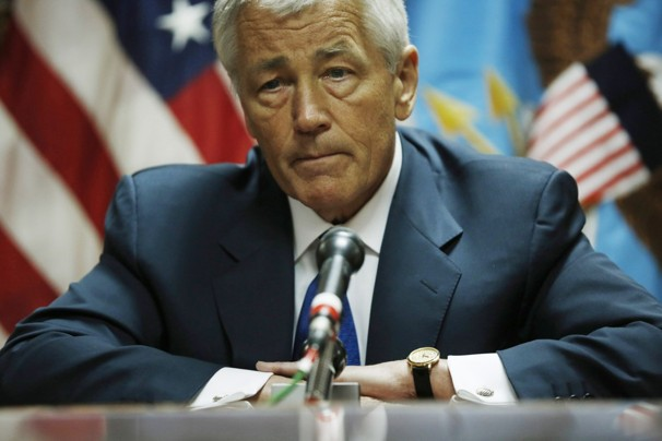 JUST IN: Defense Minister Chuck Hagel Has Resigned