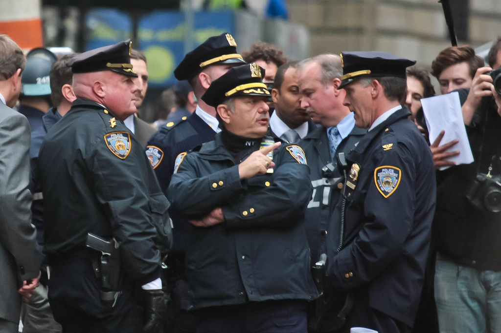 Nyc Former Nypd Chief Of Dept Joseph Esposito To Lead Oem