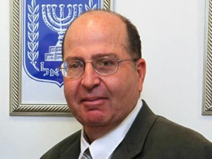 DM Ya'alon is Getting Tough with Extremist Yishuvim