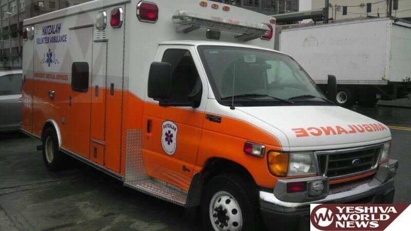 Photo New Ambulance For Catskills Hatzalah Summer 2013